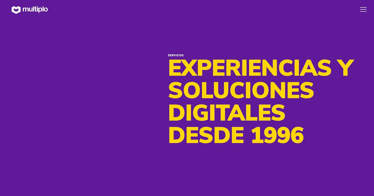 MULTIPLO. Agencia de marketing digital